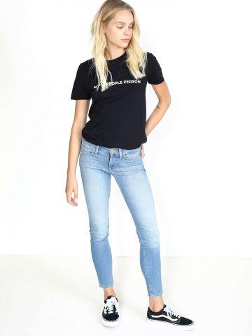 ג'ינס סקיני Scarlett 70s Fresh Blue