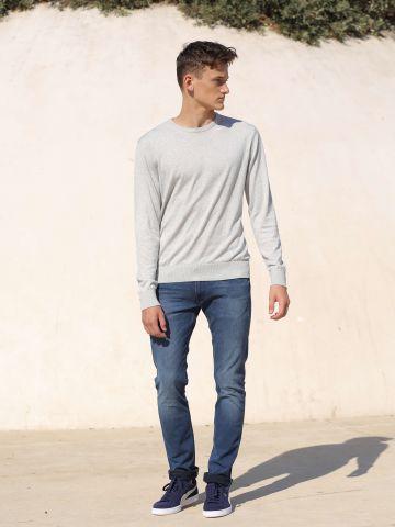 מכנסי ג'ינס סקיני Luke Skyline