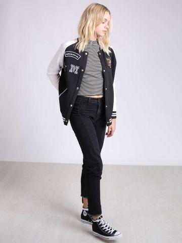 ג'ינס סיומת פרומה