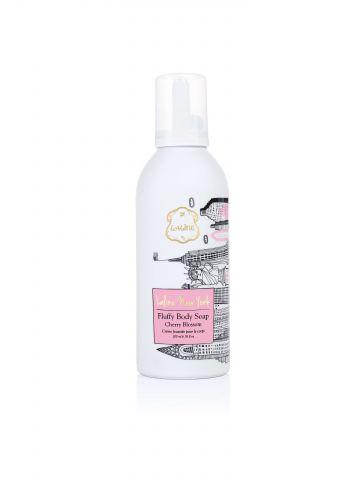 סבון קצפת סדרת ניו יורק״ Cherry Blossom ״