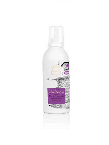 סבון קצפת סדרת ״ניו יורק״ Vanilla Lavender