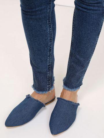 כפכפי מיולז ג'ינס