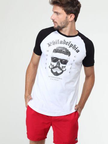 טי שירט Piladelphia
