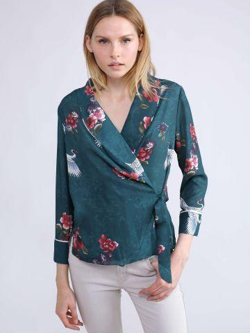 חולצת קימונו
