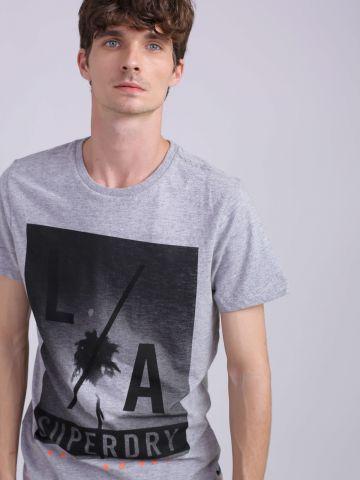 חולצת טי שירט הדפס