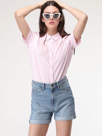 ג'ינס קצר SALINA