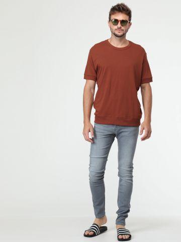 ג'ינס סקיני Malone Grey
