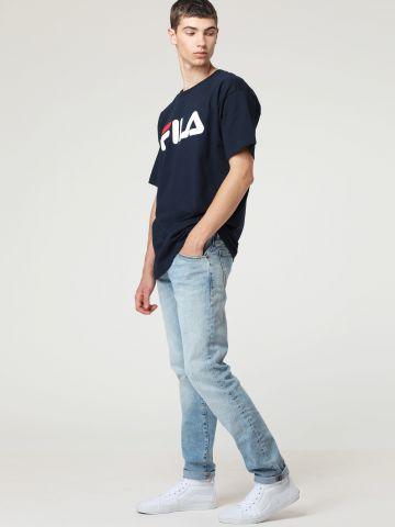 ג'ינס גזרה ישרה Larston