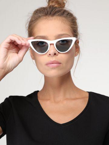 משקפי שמש עיני חתול Gigi Hadid