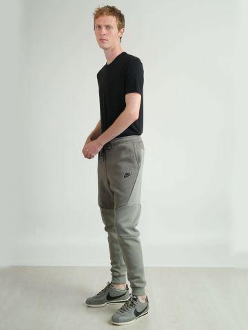 מכנסי טרנינג בגוון מתחלף
