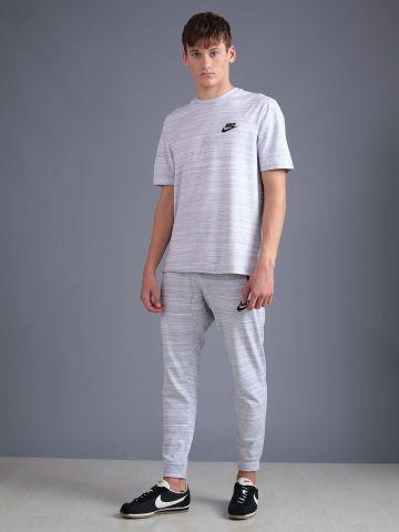 מכנסי טרנינג עם כיסים עם רוכסנים