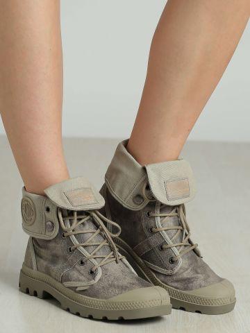 מגפיים מדגם Pallabrouse BGY WAX