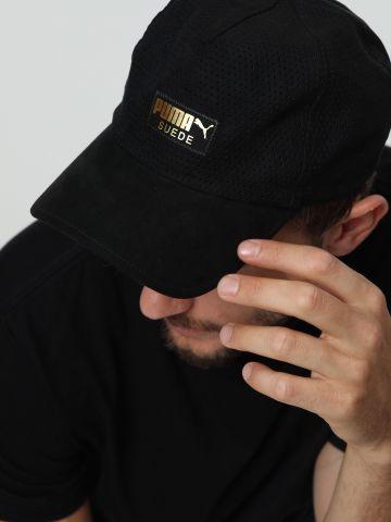 כובע מצחייה רשת לוגו מטאלי