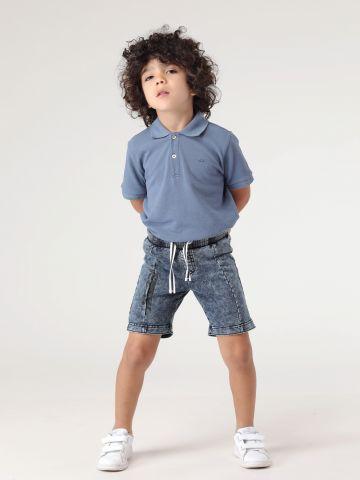 מכנסי ברמודה ווש