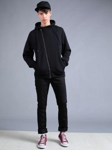 מכנסי ג'ינס גזרה ישרה Thin Finn