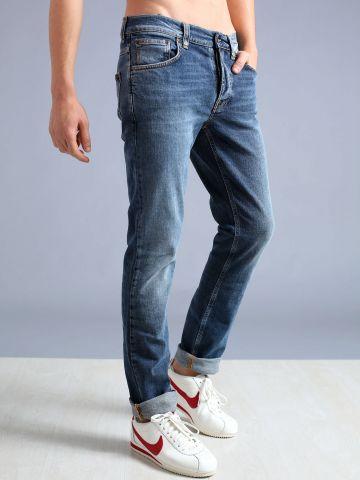 ג'ינס בשטיפה בהירה Grim Tim