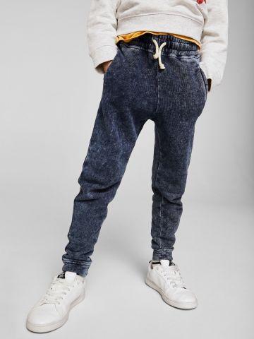 מכנסי טרנינג ווש