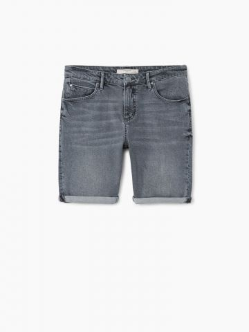 מכנסי ג'ינס ברמודה