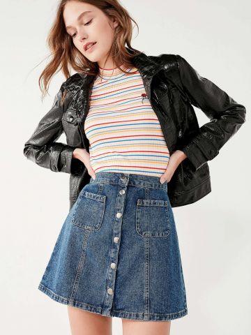 חצאית ג'ינס BDG