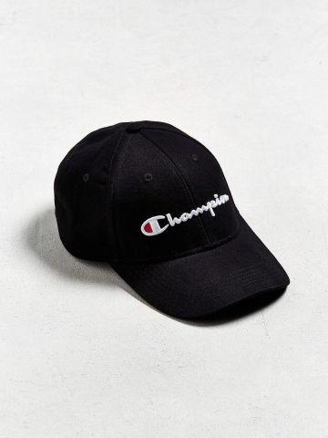 כובע מצחיה עם רקמת Champion