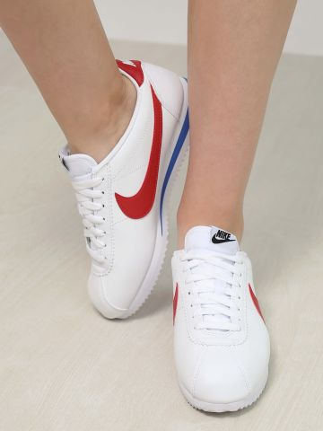 סניקרס עור Classic Cortez Leather / נשים