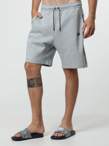 מכנסי טרנינג קצרים לוגו