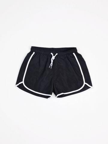 מכנסי בגד ים מונו / בנים
