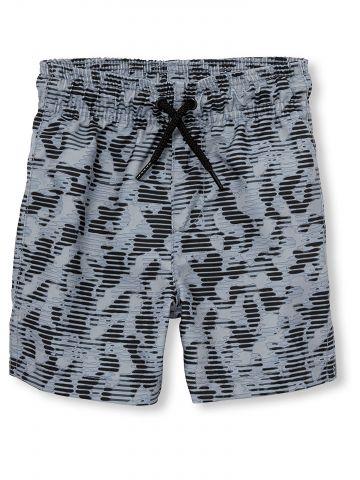 מכנסי בגדי ים קצרים