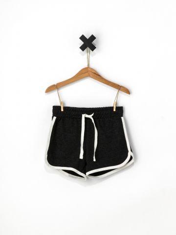 מכנסי וינטג' קצרים