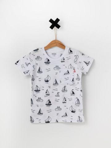 טי שירט מפרשים