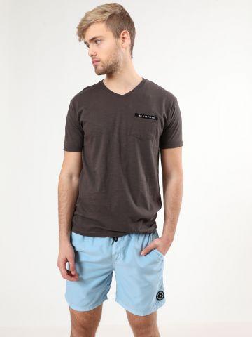מכנסי בגד ים ווש Overdye Layback