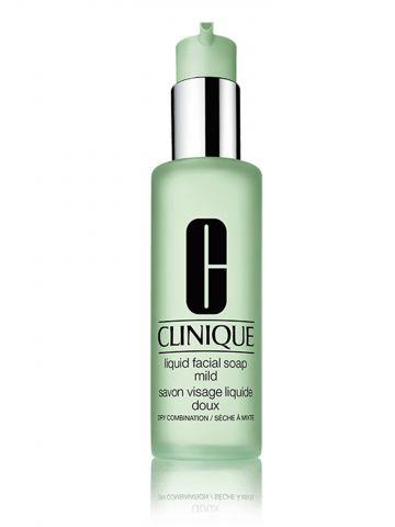 סבון פנים נוזלי לעור מעורב