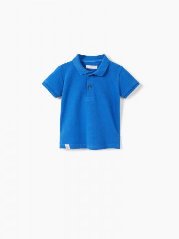 חולצת פולו קצרה / בייבי בנים - בנים