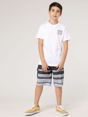 מכנסי בגד ים All Day X Stripe / בנים