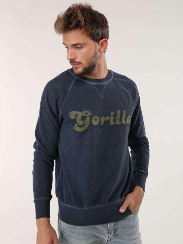 סווטשירט משופשף Gorilla