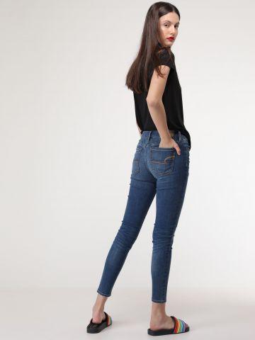 ג'ינס 1307 סקיני בשטיפה כהה
