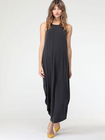 שמלת מקסי קופרו