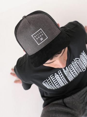 כובע מצחייה לוגו בוקס