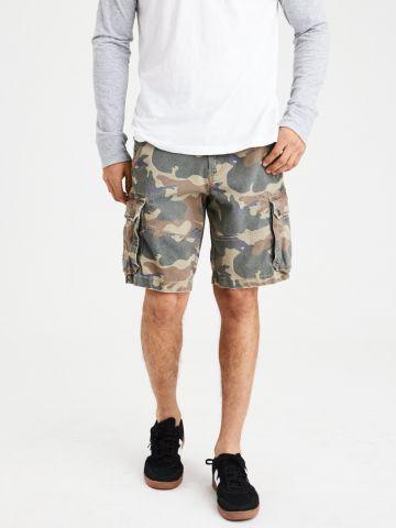 מכנסי דגמ״ח קצרים קמופלאז' Extreme Flex