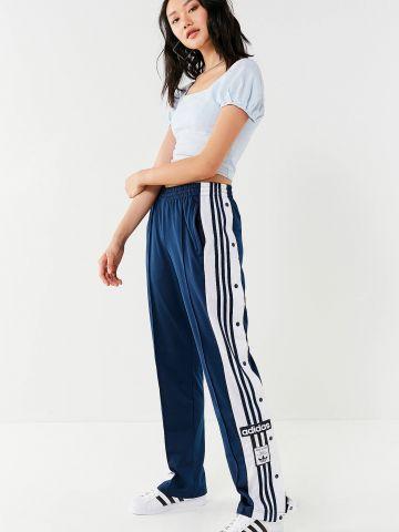 מכנסי טראק תיק תקים שלושה פסים Adidas
