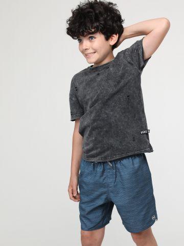 מכנסי בגד ים ווש Sergio Layback