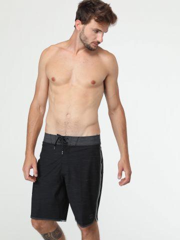 בגד ים ווש עם כיס בצד