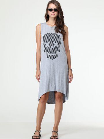 שמלת גולגולת אסימטרית