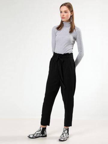 מכנסי פייפרבאג עם כיסים