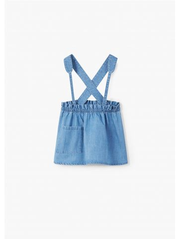 שמלת ג'ינס סרפן / בייבי בנות
