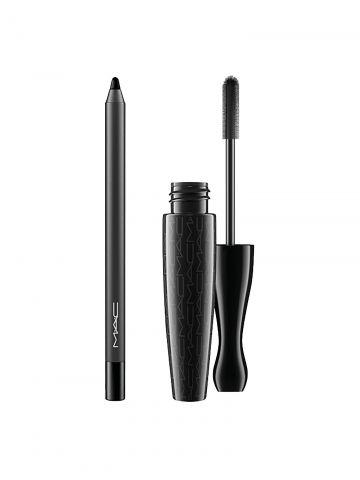 סט עיניים מסקרה ועיפרון Mascara + Eye Liner Duo