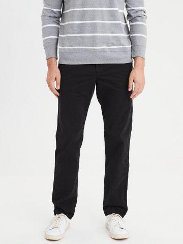 מכנסיים מחויטים גזרה ישרה