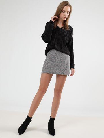 סוודר שניל וי