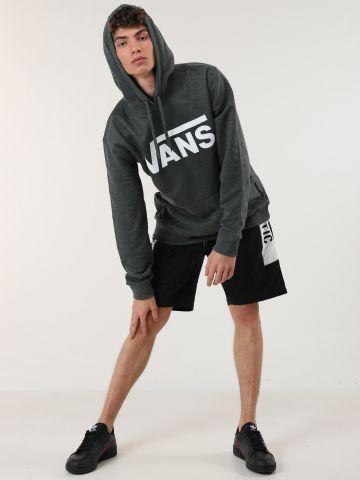 מכנסי טרנינג קצרים עם סטריפים בצדדים Athletic