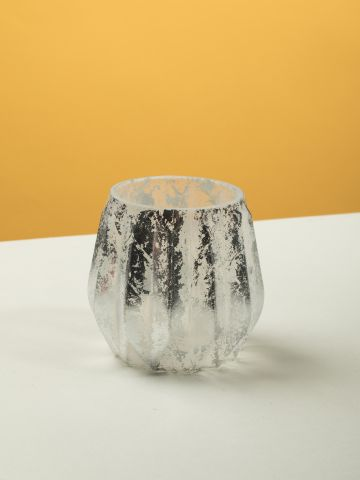 עששית זכוכית בסגנון משופשף Foil